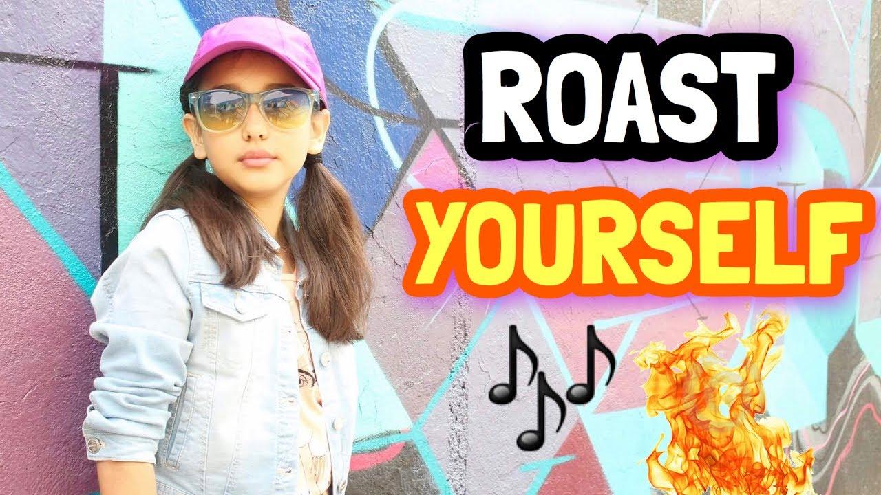 Roast Yourself Challenge Gibby
