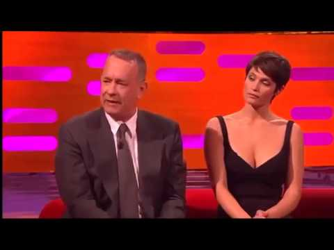 Graham Norton S20E08 Tom Hanks, Joseph Gordon Levitt, Mo Far