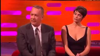 Graham Norton S20E08 Tom Hanks, Joseph Gordon Levitt, Mo Farah, Gemma Arterton