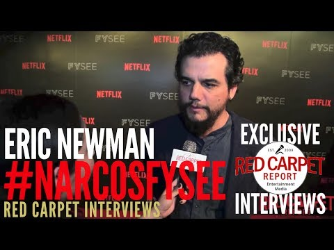 Wagner Moura AKA Pablo Escobar interviewed at Netflix FYSee event for Narcos #FYC