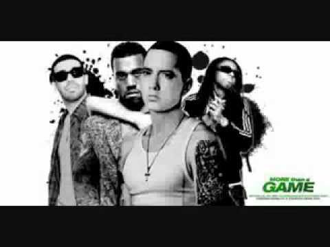 Lil Wayne Ft. Eminem - Drop The World (New Music 2010)