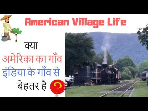 American Village Life 🐄👩‍🌾🌳 Indian Vlogger in USA🔥