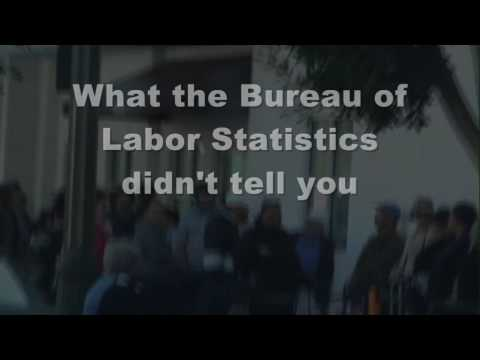 Unemployment Rate Falls to 10%? Bureau of Labor Statistics &