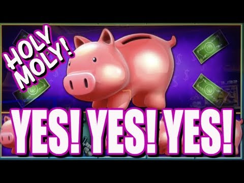🐷🐽Piggies Break and give Slot Queen a BIG WIN 💸💸Heck to the YES !!!!!