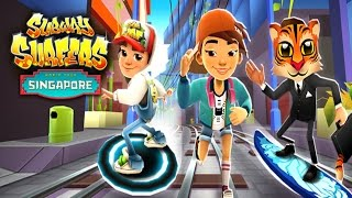 Subway Surfers Singapore Android Gameplay