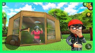 Tập 8 -  Thả Bình Boom Khói Thối Và Nhốt Cô Giáo - Scary Teacher 3D - 1000 cách Để Troll Cô Giáo