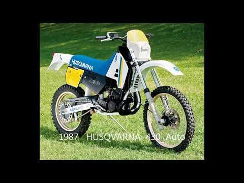 Топ 10 эндуро 1980.