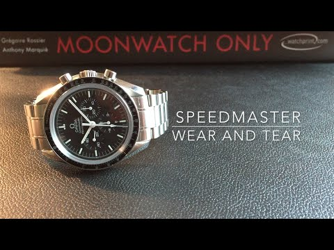 Speedmaster - Two Years of Wear and Tear