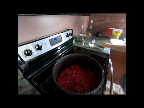 Варенье из красной смородины быстро и вкусно