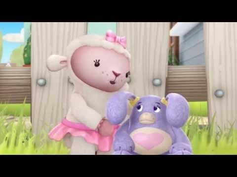Доктор Плюшева - Забавные опоссумы / Грустный крольчонок - Серия 26, Сезон 1