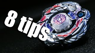 8 Tips Every Beyblader SHOULD Know!