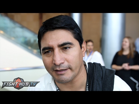 """Erik Morales """"I don't know who Thurman is! Golovkin more complete fighter than Canelo!"""