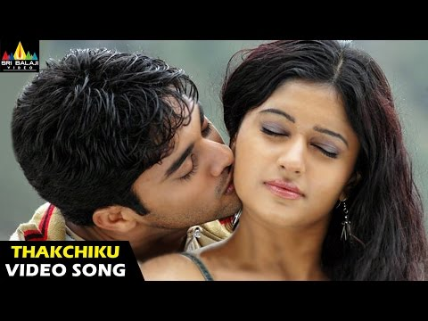 Modati Cinema Songs | Thakchiku Thakchiku Video Song | Navdeep, Poonam Bajwa | Sri Balaji Video