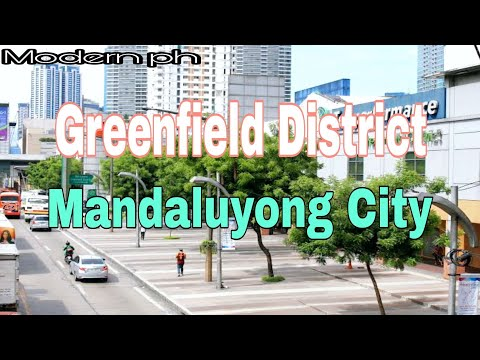 Greenfield District | Mandaluyong City