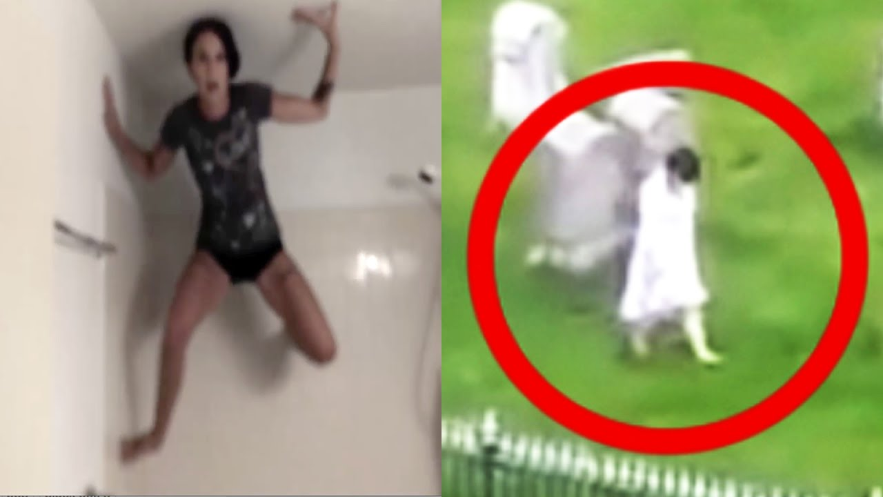 5 Paranormal Amp Creepy Things Caught On Camera Youtube