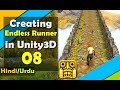 Unity3d endless Runner (restricting play