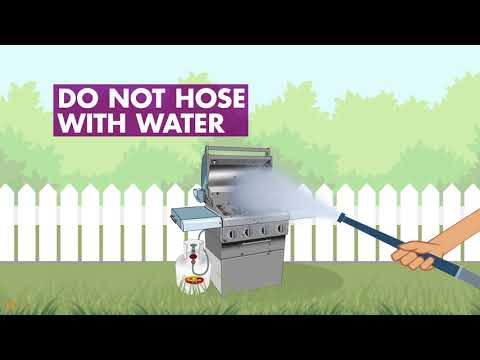 """How to Clean BBQ Grill – The """"Don't Do"""" Tips"""