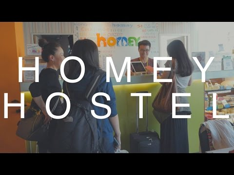Homey Hostel - Taipei's most sociable, budget-friendly accommodation