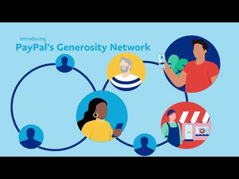 Introducing the PayPal Generosity Network
