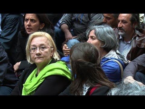 """Turquie: un an après, le procès des """"meneurs"""" de la révolte de Gezi"""