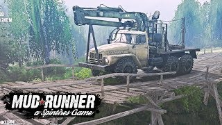 SpinTires: MudRunner - Эвакуация