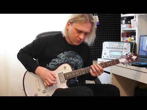 My New Guitar - Tune Zmt 175 (Zemaitis)