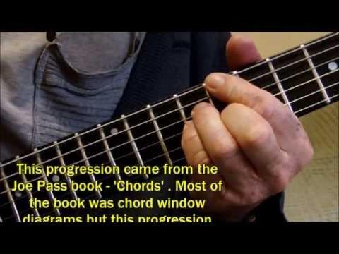 Joe Pass Chord Progression Explained. - YouTube