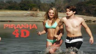 Piranha 4D Trailer 2018 FANMADE HD
