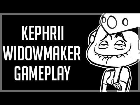 Kephrii Widowmaker Gameplay