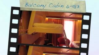 Carnival Spirit - The Cabins