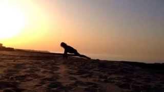 Sun Rise Beach Yoga Cape Cod