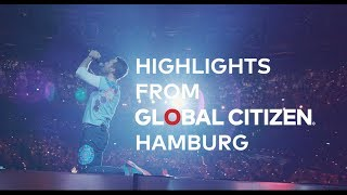 Relive the Global Citizen Hamburg Festival