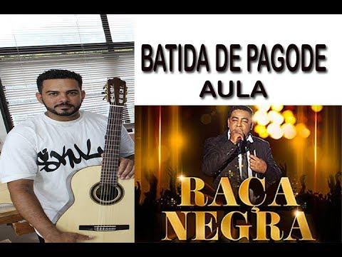 BATIDA DE PAGODE RAÇA NEGRA