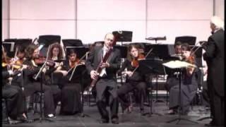 Mozart Bassoon Concerto Mvmt. 3  Rondo: tempo di menuetto  - Carlos Felipe Vina