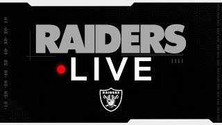 Raiders Live: Press Conference - 12.31.18