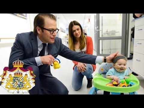 Prins Daniel om organdonation