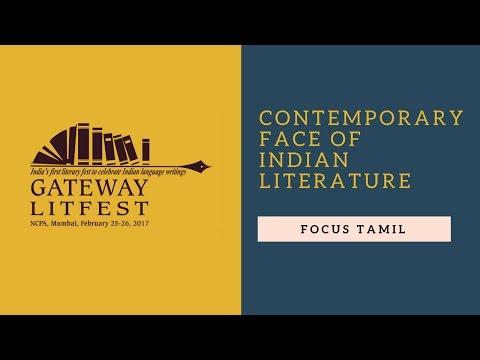 Contemporary Face of Indian Literature - Focus Tamil