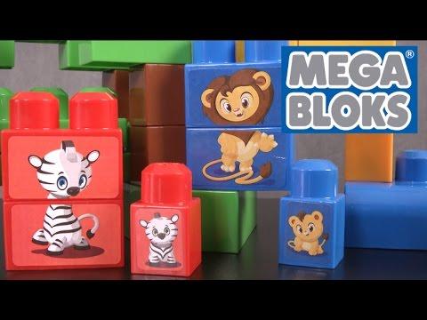 Mega Bloks Animal Families From Fisher-Price