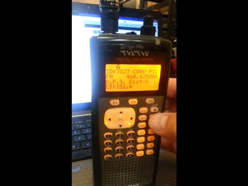 stupid radio shack pro 106 scanner trick youtube rh youtube com Radio Shack Scanner Frequency List Hand Held Scanners Radio Shack