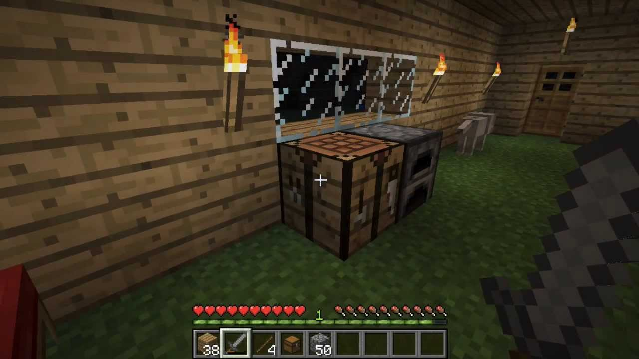 how to make working stuff in minecraft