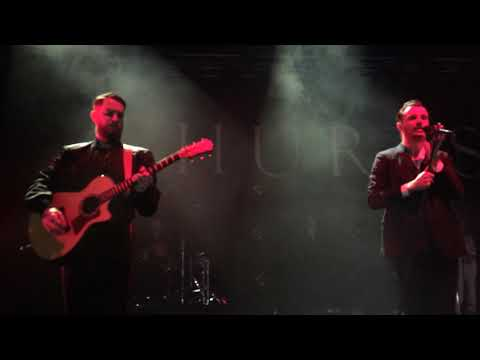 Hurts - Somebody To Die For (Acoustic...