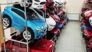 Магазин детских электромобилей в Нижнем Новгороде KidsAuto7