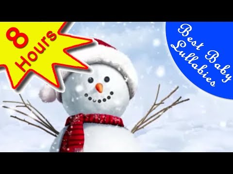 Lullabies 8 Hours CHRISTMAS Baby Lullaby Music To Put A Baby To Sleep at Bedtime