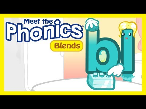 Meet the Blends - bl