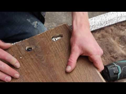Как правильно утеплять металлические двери с шумоизоляцией и обшить ламинатом.