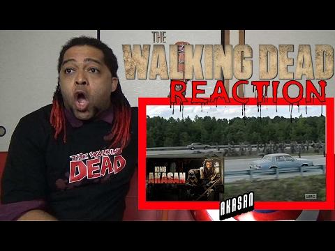 THE WALKING DEAD | Mid Season Premiere - REACTION & REVIEW | Season 7 Episode 9