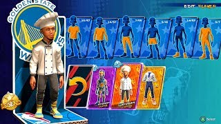 PLAYER CUSTOMIZATION & RARE CLOTHES IN VIP SWAG PACK OPENING! NBA 2k Playgrounds 2 Gameplay Ep. 7