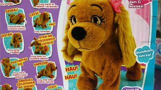 Lucy Dog / Lucy Interaktywny Piesek - IMC Toys - 0796 - MegaDyskont.pl