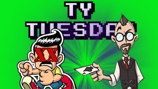 TY TUESDAY: Escape Attempt!