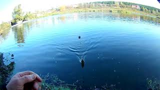 Рыбалка на Исети